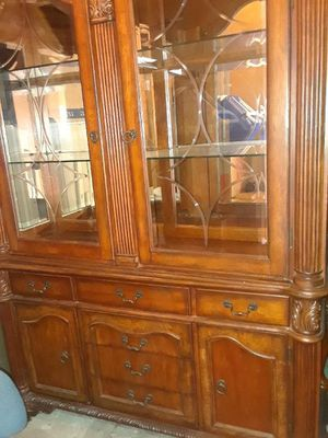 Antique China Cabinet for Sale in Fremont, CA