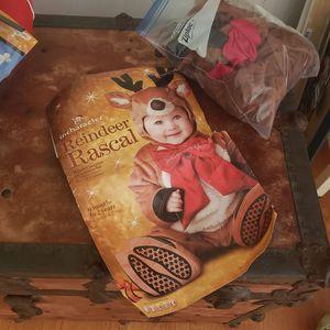 Halloween costume, toddler reindeer for Sale in Renton, WA