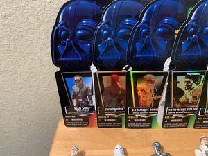 Star Wars Power Of The Force Action Figures for Sale in Poway, CA