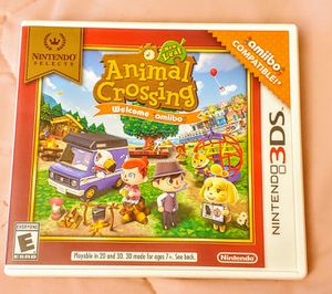 NINTENDO 3DS ANIMAL CROSSING 100%💥💥 for Sale in Escondido, CA