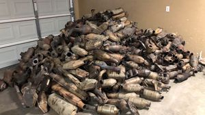 Get cash for used , scrap catalytic converters for