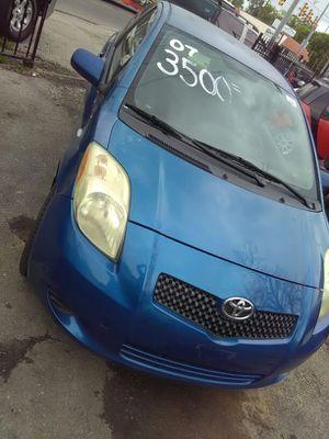 TOYOTA YARIS CASH CAR 3,500 for Sale in San Antonio, TX