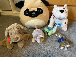 Stuffed animals lot for Sale in Ridgefield, WA