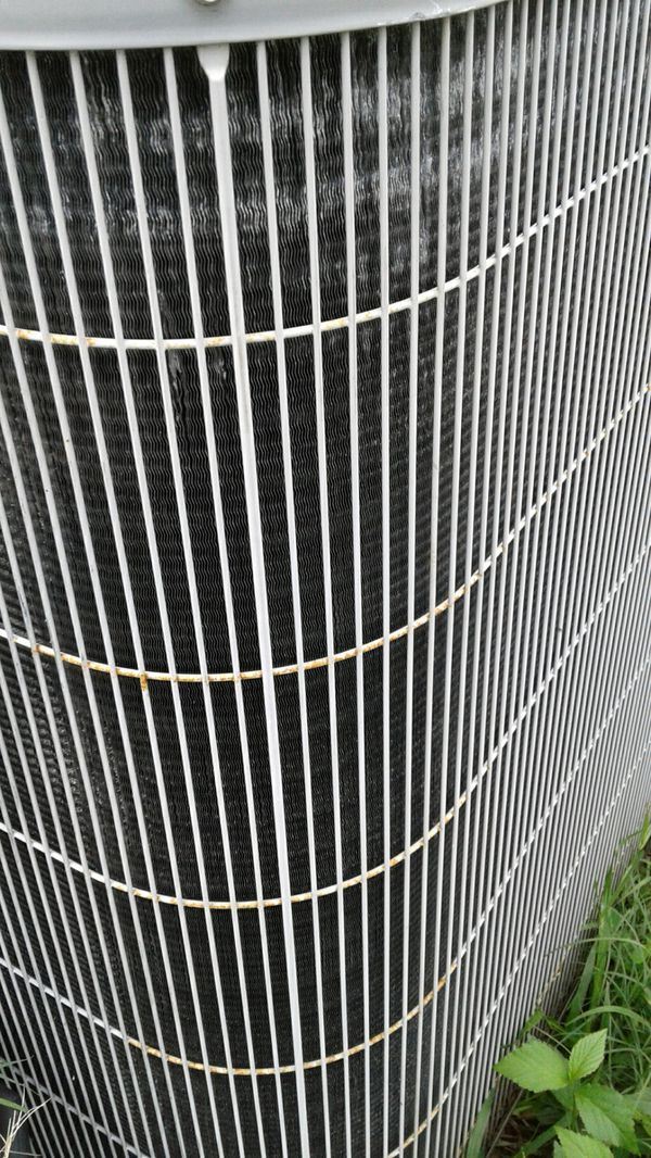 Carrier puron heat pump outdoor unit