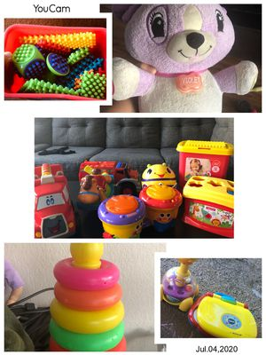 Kids toys 6 months to 3 years for Sale in Scottsdale, AZ