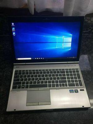 HP EliteBook Laptop i7/8GB/256GB HD/128G SSD/Win 10 Pro/Mic Office Pro for Sale in Westchester, IL