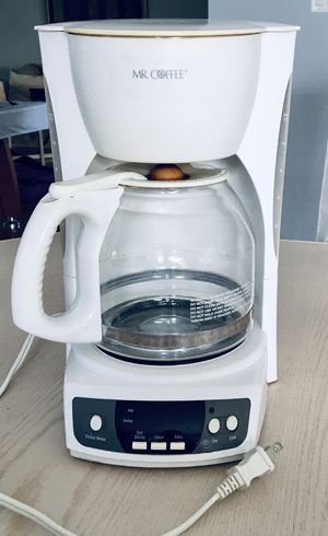 Mr Coffee 12-cup programmable coffee maker for Sale in Port Richey, FL