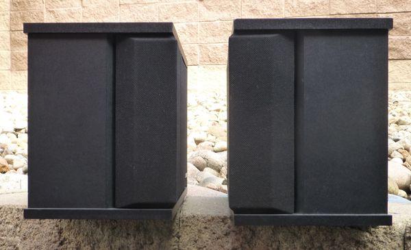 Bose 201 Speakers - Excellent L&R Set