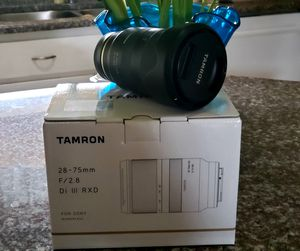 Tamron 28-75 for Sony E mount full frame cameras for Sale in Crystal River, FL