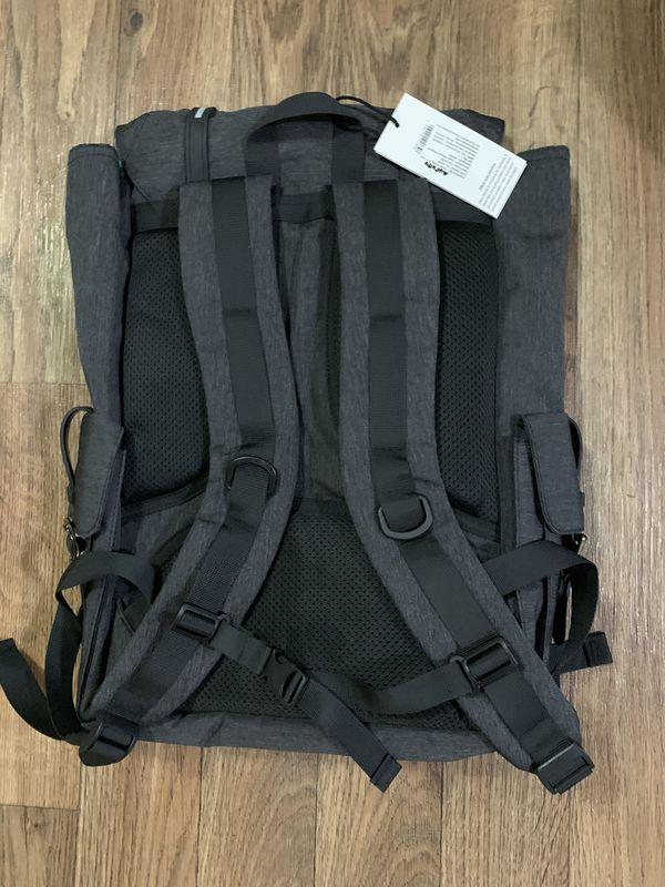 KAKA Leisure Laptop Backpack for Travel Laptop bag - Grey