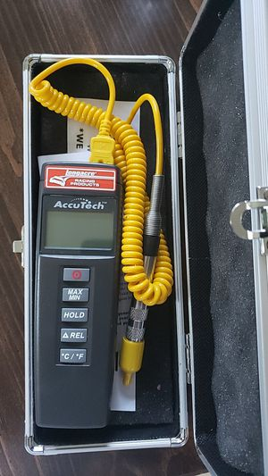 Longacre pyrometer for Sale in Bethel, CT