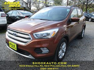2017 Ford Escape for Sale in New Philadelphia, OH