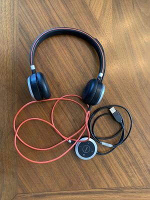 Like new Jabra Evolve 40 professional wired headset for Sale in San Diego, CA