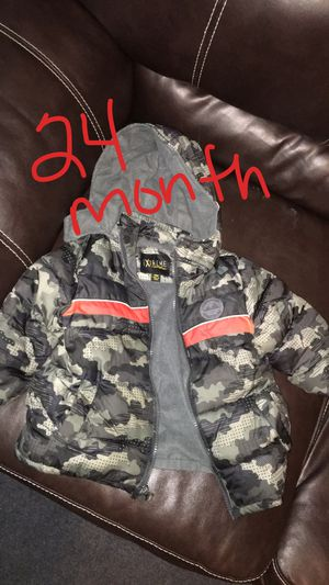 Winter coat for a boy for Sale in Buffalo, NY
