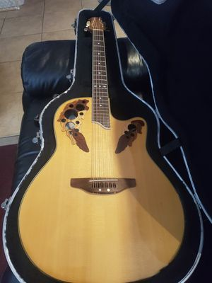 Ovation Guitar for Sale in Port St. Lucie, FL