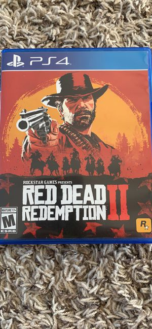 Red Dead Redemption 2 for Sale in Big Lake, MN