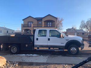 Ford F-350 commercial work truck for Sale in Englewood, CO