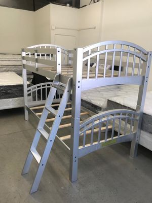 Brand new TWIN size Bunk Bed Frame new in a Box for Sale in Chula Vista, CA