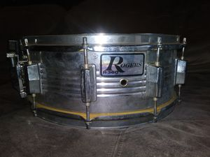 Vintage Rogers R360 Snare Drum for Sale in San Diego, CA