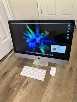 Apple iMac 27 inch for Sale in Garden Grove, CA