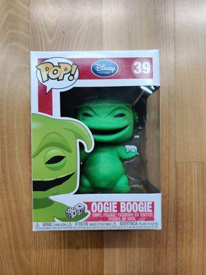 Disney Nightmare Before Christmas Oogie Boogie funko for Sale in Santa Ana, CA