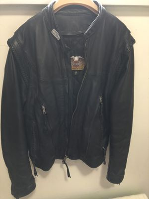 Harley Davidson genuine leather woman large for Sale in Elmira, NY