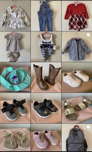 Baby girl clothing for Sale in Phoenix, AZ