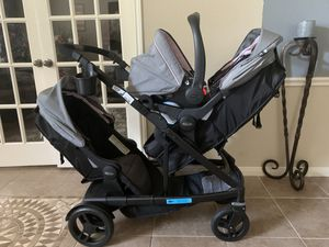 Graco UNO2DUO stroller set for Sale in Round Rock, TX