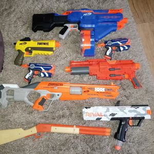 Assorted Nerf Guns for Sale in San Diego, CA