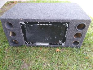 """""""""""JBL"""""""" SUBWOOFER SIZE """"""""12"""""""" for Sale in Sunnyvale, CA"""