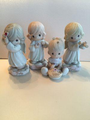 Precious Moments Birth Stone Collection for Sale in Spring Hill, FL