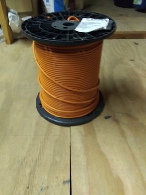 Big Spool of House Electric Cable for Sale in Houston, TX