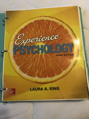 Psychology Textbook for Sale in Kernersville, NC