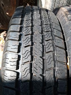 Trailer tires 235 80 R16.... OBO for Sale in San Antonio,  TX