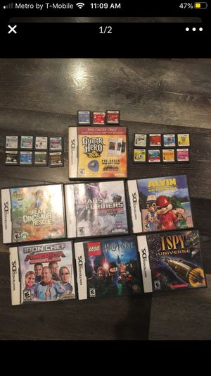 26 DS games for Sale in Lake Elsinore, CA