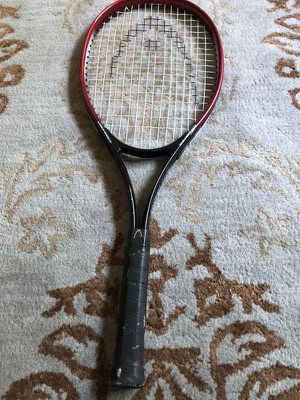 Head Agassi Pinnacle adult tennis racket for Sale in Sammamish, WA