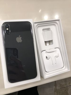 iPhone X for Sale in Avondale, AZ
