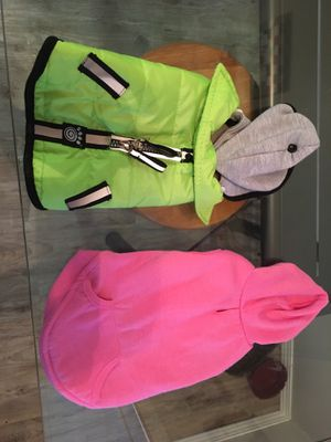 Brand new dog jackets for Sale in Sioux Falls, SD