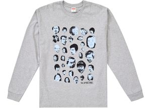 SUPREME long sleeve faces tee for Sale in Shoreline, WA