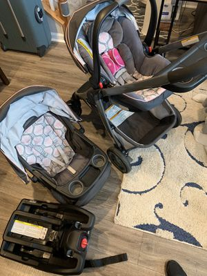 Graco Modes 4 in 1 Travel System (Pink) for Sale in Ashburn, VA