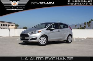 2016 Ford Fiesta for Sale in West Covina, CA