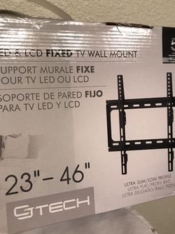 "23"" - 46"" TV Mount - LED & LCD Fixed for Sale in Henderson,  NV"
