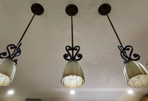 3 Kitchen island lights for Sale in North Miami Beach, FL