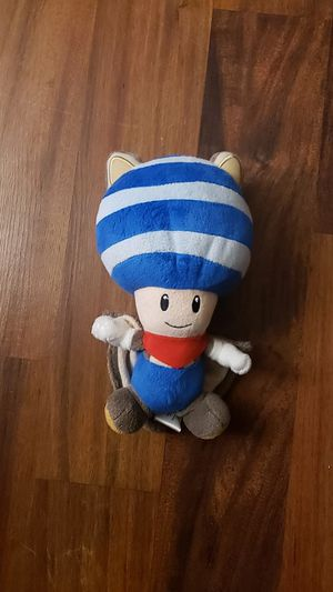 Super Mario flying toad plushie for Sale in Brookfield, IL