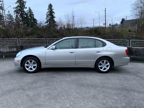 2001 Lexus GS 300