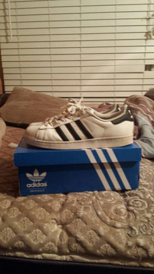 Adidas superstars size 11 for Sale in Raleigh, NC