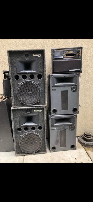 Dj equipment for Sale in Irwindale, CA