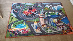 Disney Mickey Tracks Kids Babies room Rug for Sale in Round Rock, TX