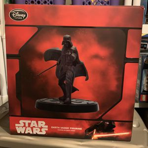 Disney Darth Vader Limited edition Figurine for Sale in Auburn, WA