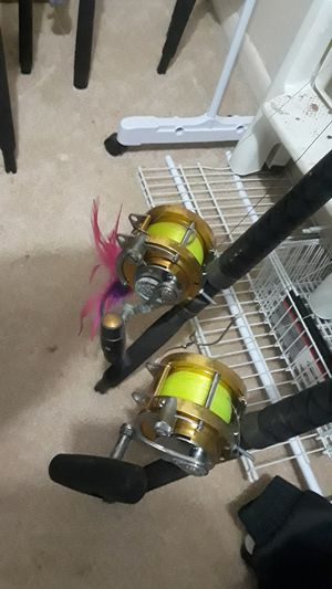 Fishing rods & reels for Sale in Sunrise, FL